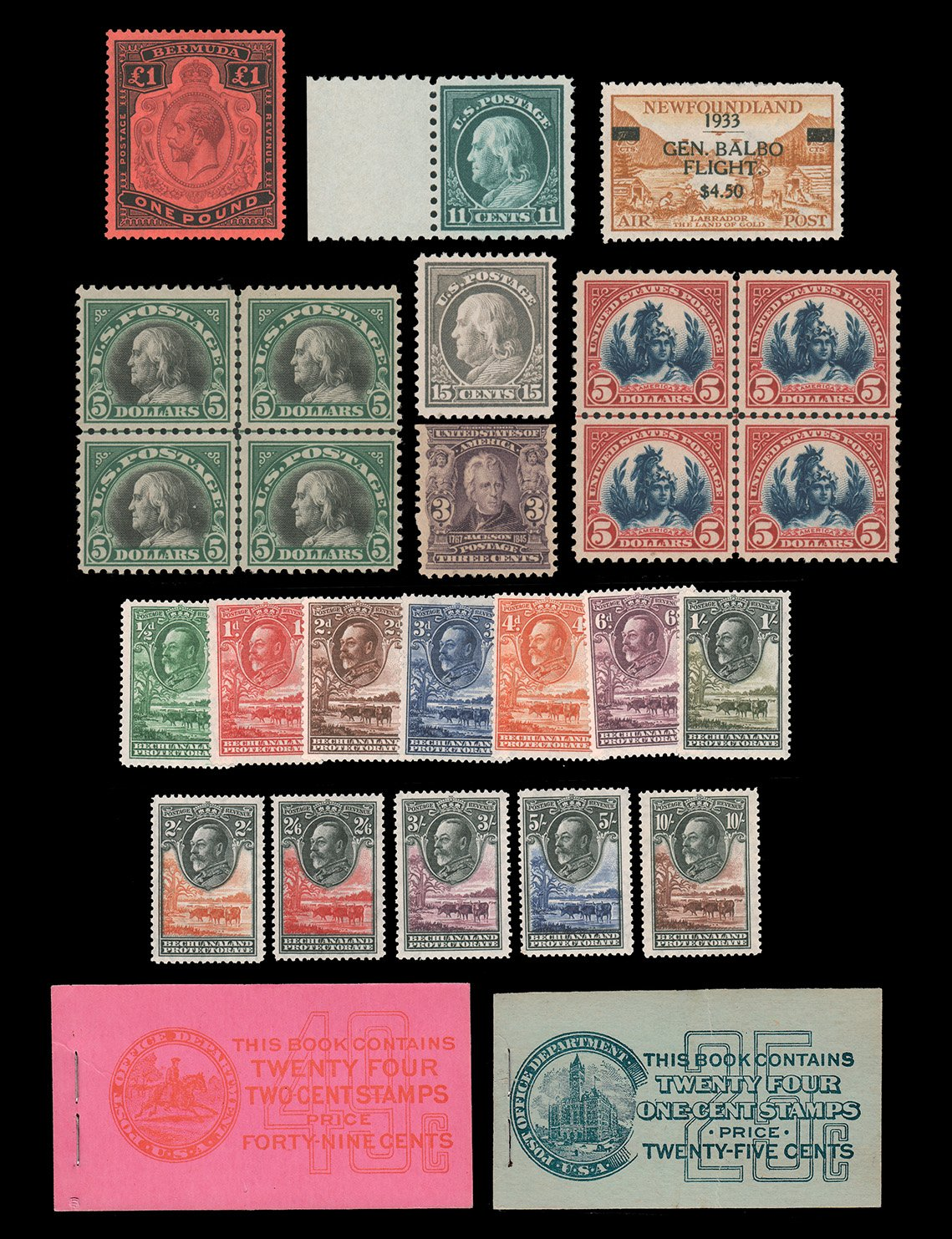 Stamp Appraisers Auctions